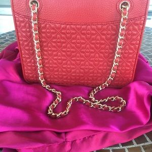 Tory Burch- Bryant Quilted Handbag